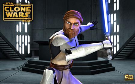 Star Wars - The Clone Wars - Obi-Wan Kenobi