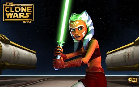 Star Wars - The Clone Wars - Ahsoka Tano