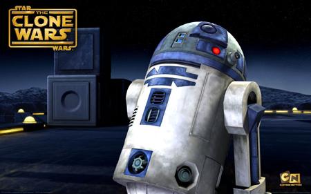 Star Wars - The Clone Wars - R2D2