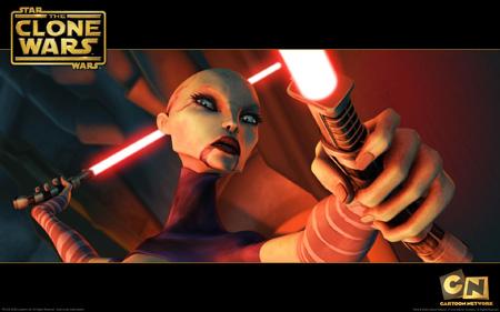 Star Wars - The Clone Wars - Asajj Ventress