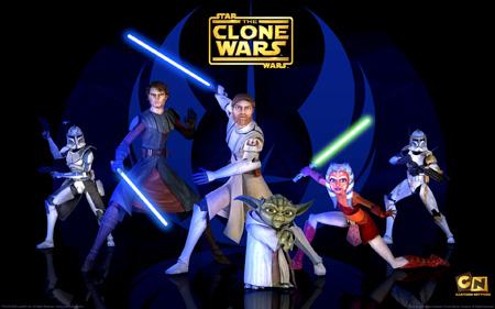 Star Wars - The Clone Wars - Jedi