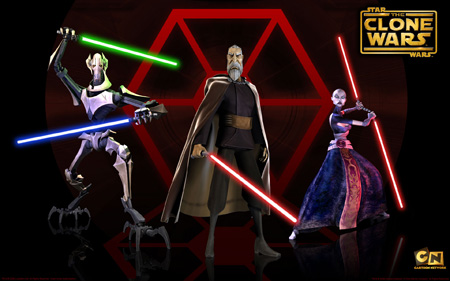 Star Wars - The Clone Wars - Separatists