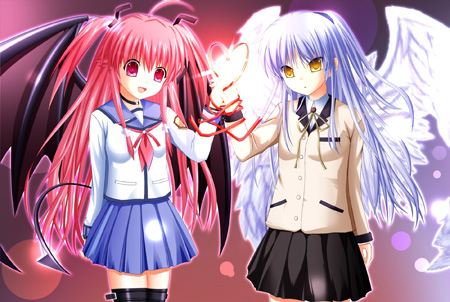 Angel Beats! | Yui