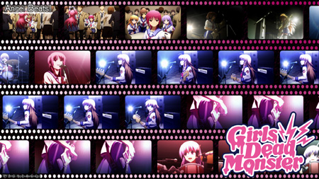 Angel Beats! | Girls Dead Monster