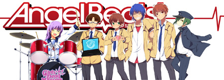 Angel Beats! | SSS & Girls Dead Monster