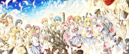 Angel Beats! | SSS & Girls Dead Monster