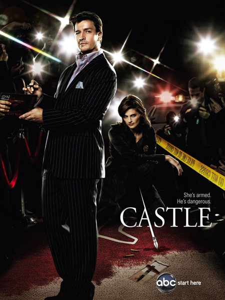 Nathan Fillion & Stana Katic | Castle (2009)