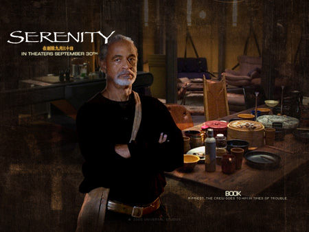 Ron Glass as Derrial Book | Serenity (2005)