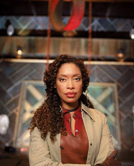 Gina Torres as Zoe Alleyne Washburne | Firefly (2002)