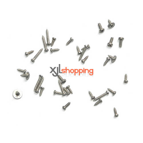 X5C screws pack SYMA X5C quadcopter spare parts [SYMA-X5C