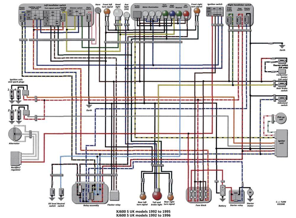 medium resolution of yamaha vx wiring diagram wiring diagram dat vx 600 wiring diagram wiring diagram forward yamaha vx