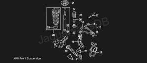 Jaguar XK8 and XKR Parts Manual Catalogue | Jaguar XK8 and XKR Parts and Accessories