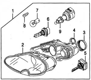 2004 Chrysler Sebring Front Suspension Diagram