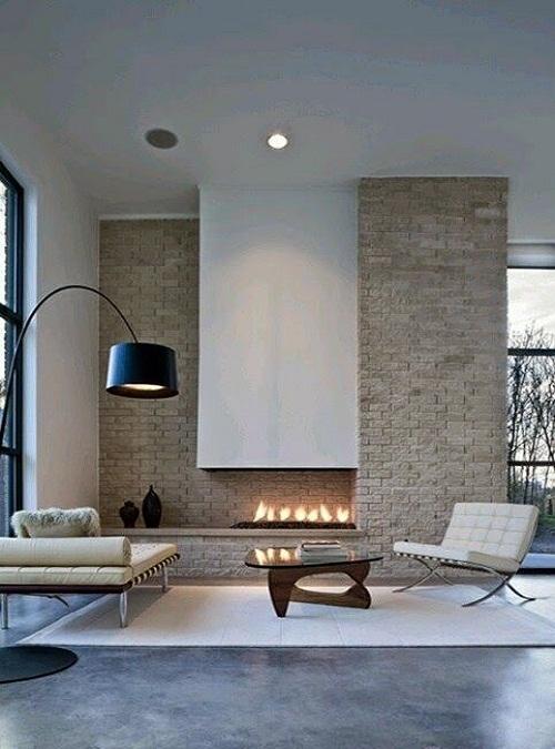I rivestimenti in pietra ricostruita costano in media 85 euro/mq,. Pareti Interne In Pietra 14 Idee Spettacolari Per Rendere Piu Bella La Casa Xlab Design