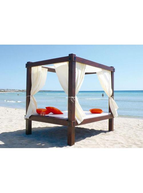 divano 2 posti, dall'estetica morbida ed avvolgente, particolarmente adatta a contesti ricreativi. Divano Letto Da Giardino Luxury Design In Legno Xlab