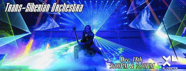 Image result for trans-siberian orchestra xl center