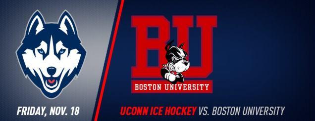 Image result for UCONN HOCKEY VS. BOSTON UNIVERSITY