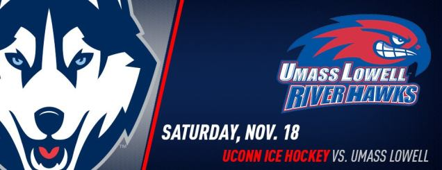 Image result for UCONN HOCKEY VS. UMASS LOWELL