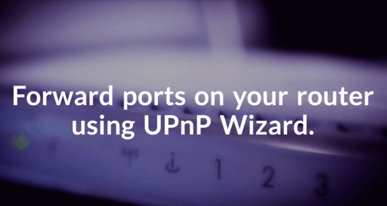 UPnP Wizard Video Capture