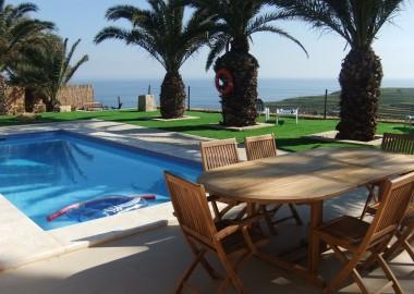 Holiday Accommodation Gozo Farmhouses Luxury Villa