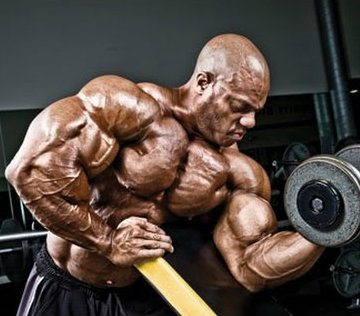 Entrenamiento con Phill Heath