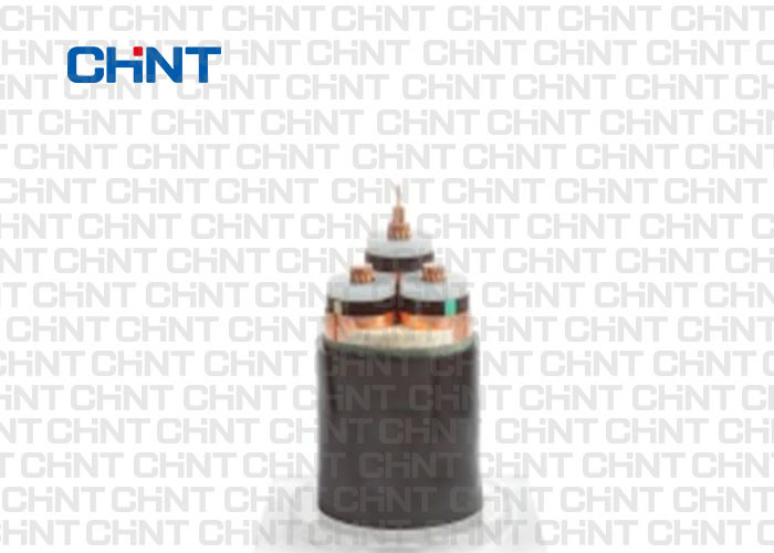 Medium Voltage Flame Retardant Low Smoke Cables , Single