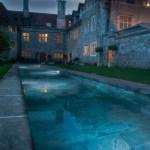 Outdoor Concrete Pool Design