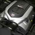 2006 Cadillac XLR-V Engine
