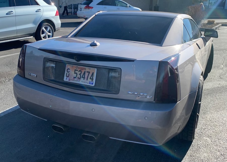 2004 Cadillac XLR - Mallett Supercharged - Number 2215