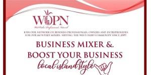 WOPN Business Mixer