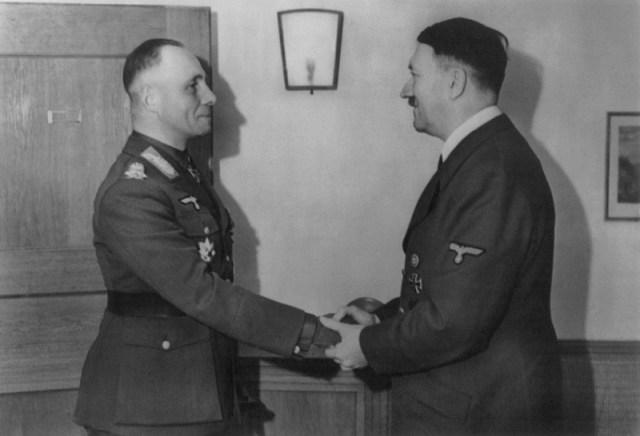 Rommel, hitler, nazis, conocer, historia