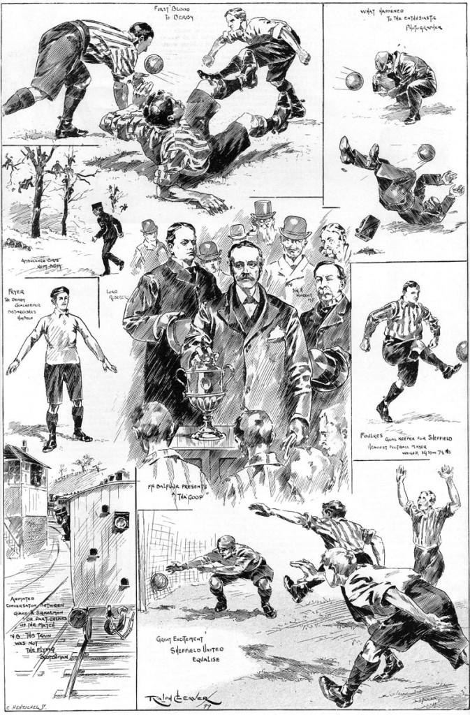 conocer, historia futbol