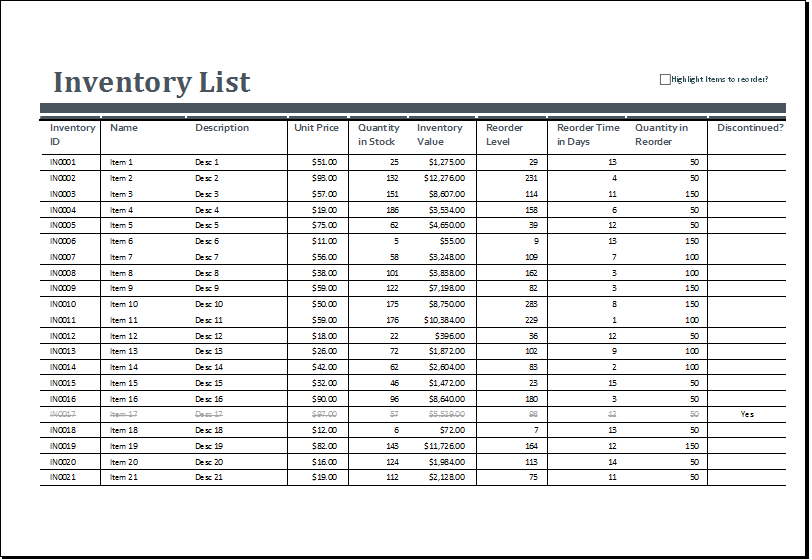 supply inventory sheet - April.onthemarch.co