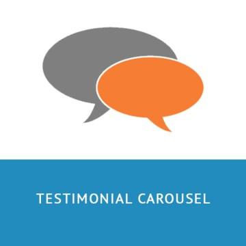 XL Testimonial Carousel