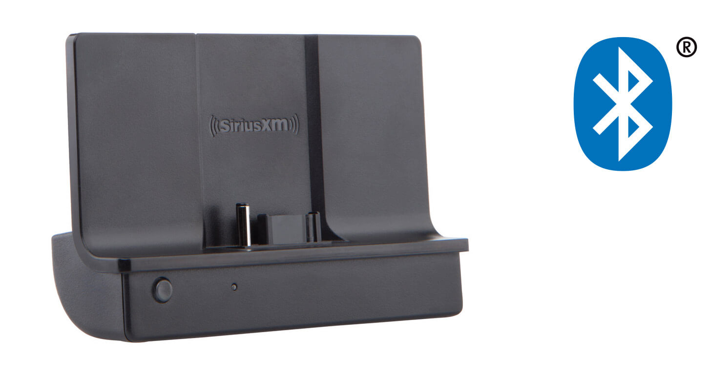 hight resolution of a bluetooth siriusxm radio vehicle dock is here satellite radio superstore