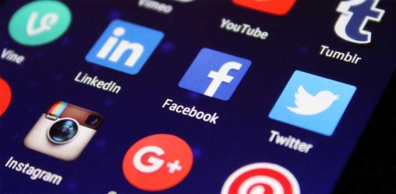 Sosiale medier distraksjon student