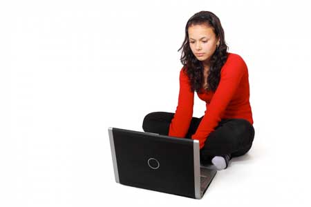 Start en blogg enkelt