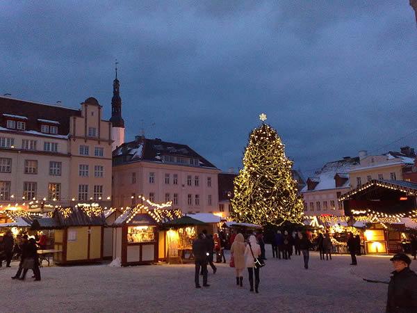 Tallinn Christmas Markets  Christmas Markets 2017