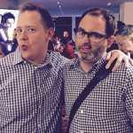 Danny Redding & Mark Gabbard