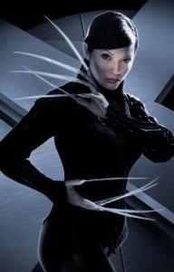 Kelly Hu (X-Men 2)