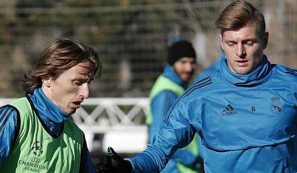 Luka Modric Minta Real Madrid Tak Remehkan Liverpool