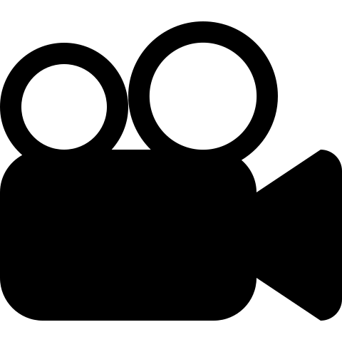movie-symbol-of-video-camera