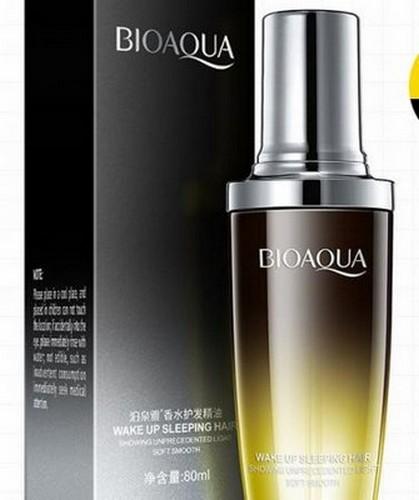 Увлажняющая сыворотка «BIOAQUA» для волос с эфирным маслом лимона.(7727№1)
