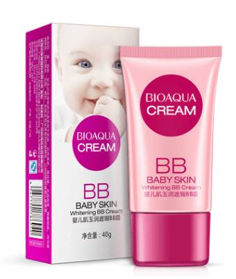 (Предзаказ) Укрепляющий ВВ крем Baby Skin «BIOAQUA»(П-6940)