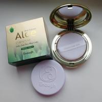 Пудра компактная с запаской с экстрактом алоэ и коэнзимом Q10 Enough - Корея