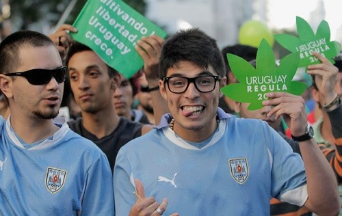 לגליזציה באורוגוואי