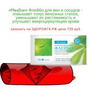 Препарат для лечения вен и сосудов