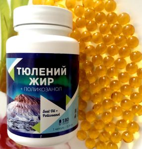 Тюлений жир аналог ННПЦТО, купить в капсулах в аптеке