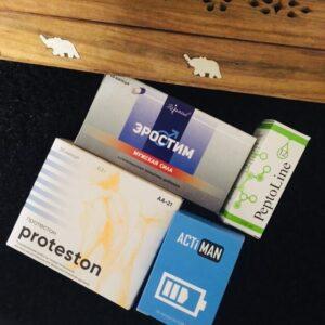 Купить БАДы для мужского здоровья