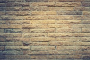חומת קיר לבנים
